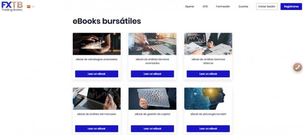 ForexTB ebooks