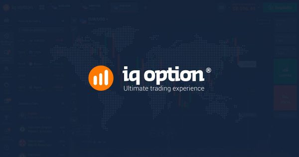 Mejores brokers Forex iq option logo