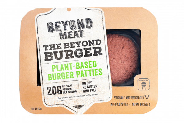 comprar acciones Beyond Meat