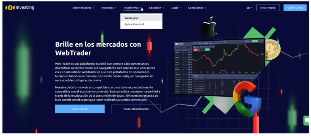 101investing plataformas