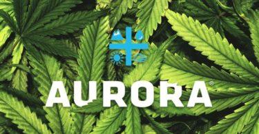 Comprar acciones Aurora Cannabis