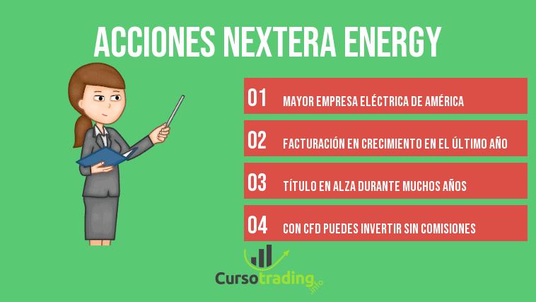 NextEra Energy info